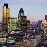 city-of-london-evening-light