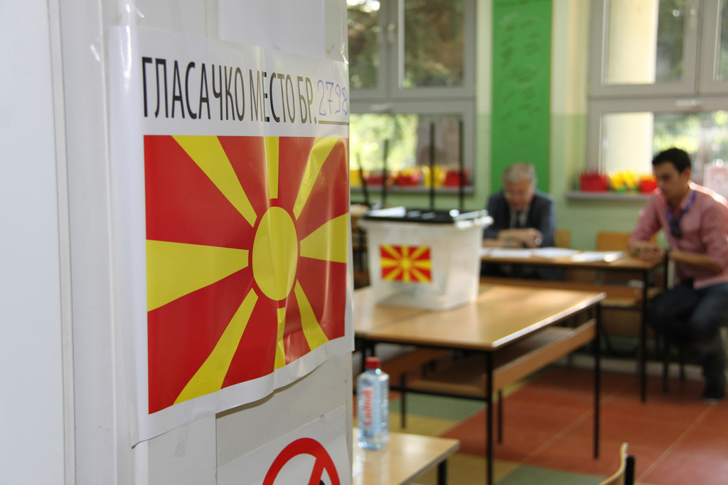 Encouraging signs of youth engagement observed in Macedonian parliamentary elections