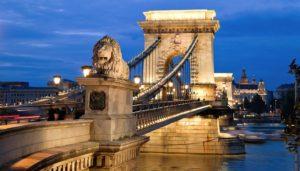 Budapest - Ponte delle Catene - Poracci In Vaggio