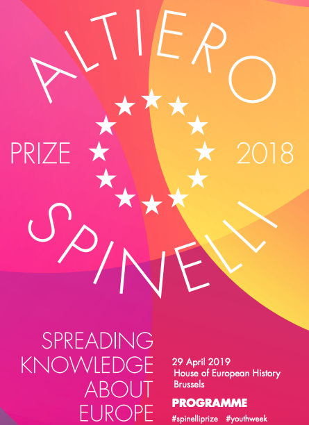 AEGEE Election Observation has been shortlisted for the Altiero Spinelli Prize for Outreach 2018